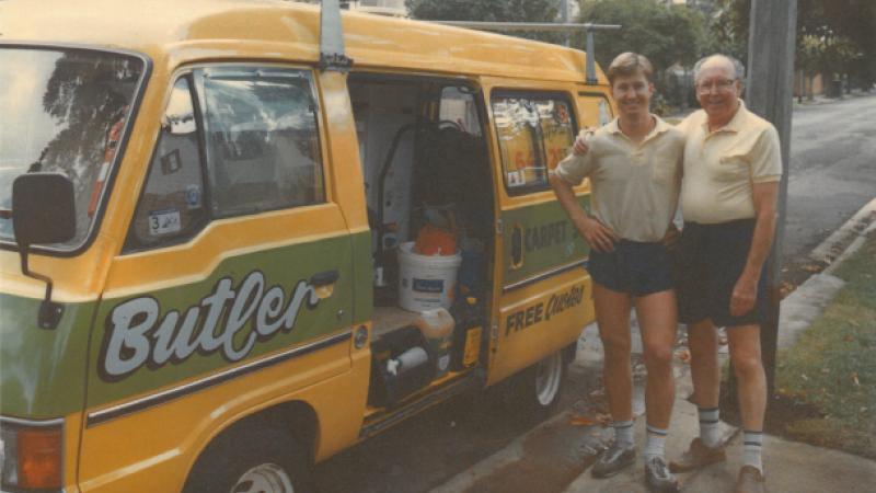 Butler Carpet Cleaning - 1 Man 1 Van